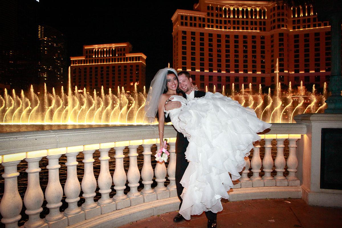 scenic weddings in las vegas add las vegas strip