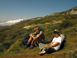Erik and Ian -North Cascades