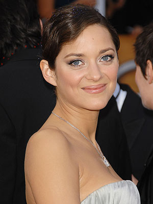 Marion Cotillard, of Inception, Is Pregnant