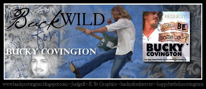 Buck Wild for Bucky Covington