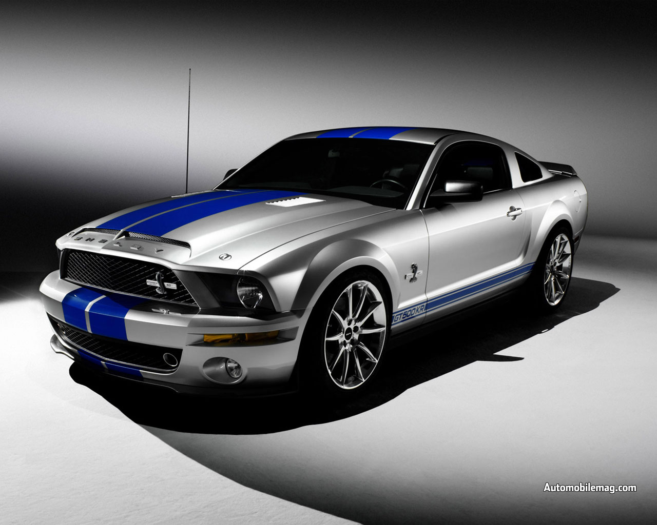 The brand new Ford/ Shelby
