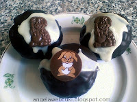 Muffin recept - Sacher muffin recept