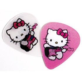The Best Of Guitar Fender Motion Picks Hello Kitty 12 Pk
