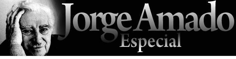 JORGE AMADO ESPECIAL