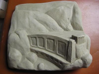 Ben Belknap Ceramic Landscape