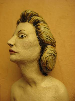 Ben Belknap Ceramic Sculpture