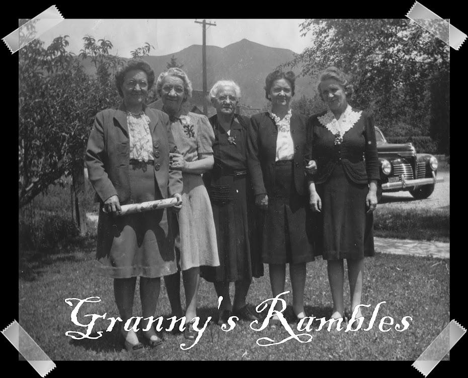 Granny's Rambles