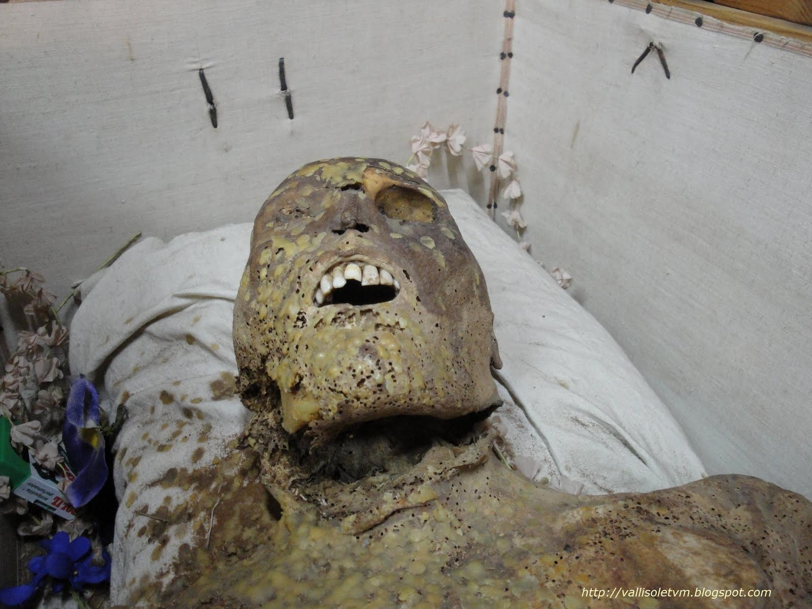 quien era san juan tumba tumba: