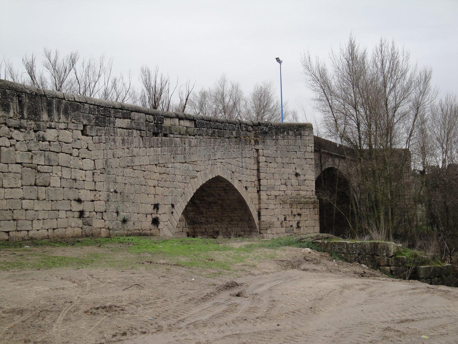El puente de puente duero vallisoletvm - Trasdos valladolid ...