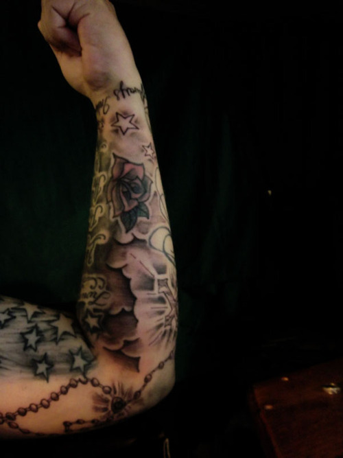 Tribaltattoos full sleeve tattoo information and tips for Freedom tribal tattoos