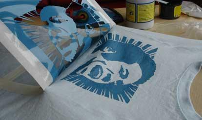Extampax estampar camiseta - Letras para serigrafia ...