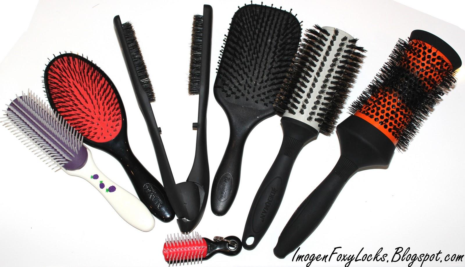 Imogen foxy locks the best hair brushes tested for Salon hair brushes