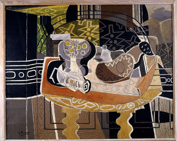 the life and works of george braque Educator's guide georges braque and the cubist  and works on paper from the museum's permanent collection  georges braque and the cubist still life,.