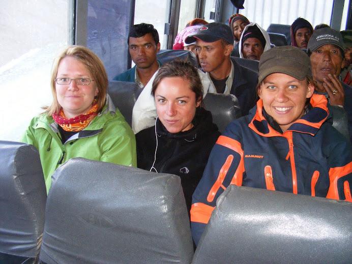 Unsere Bustour ueber den Taglangla