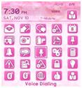 blackberry themes bold - Pink Tourmaline Zen Theme