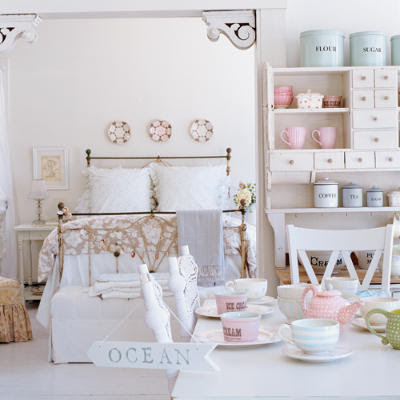pastel home decor ideas