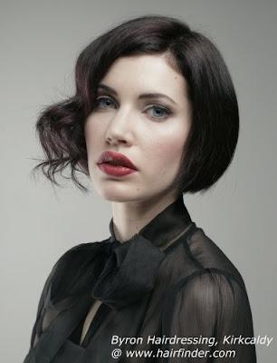 Anja Rubik Hair