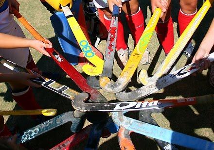 hockey sobre cesped espana: