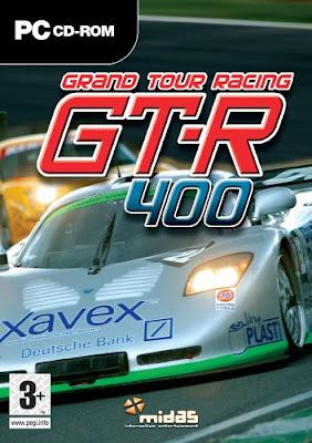 Grand Tour Racing 400 GTR400