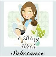 Blogs With Substance Award
