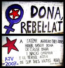 Dona rebel·la't!