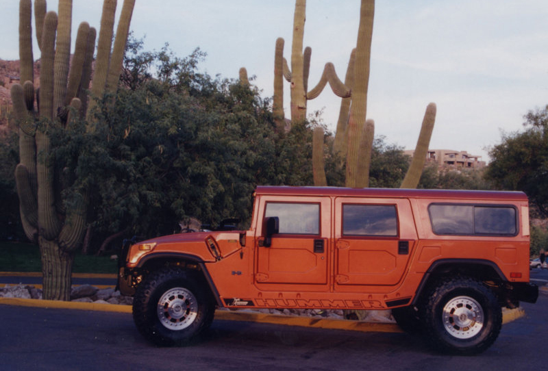 2003 Hummer H2 Sut Dirt Sport Concept. Hummer H1 10th Anniversary