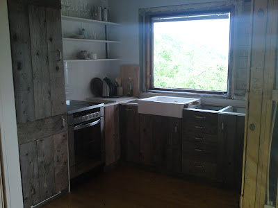 Site Blogspot  Kitchen Cupboards on Scandinavian Retreat  Home Made Kitchen Cabinets