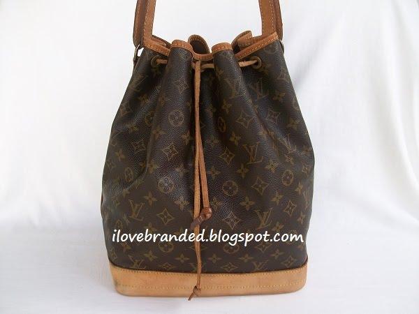 Louis Vuitton Noe (SOLD) - 600 x 450  39kb  jpg