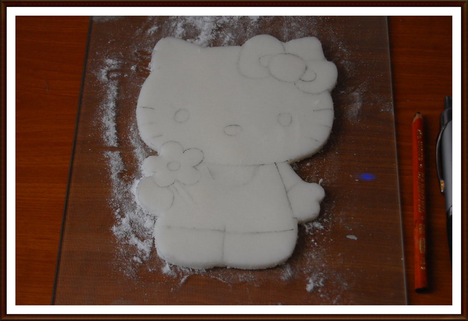 aqui lista para colocar en una torta para una linda niña de 3 añitos ...