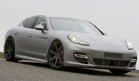 Porsche Panamera Turbo by Sportec