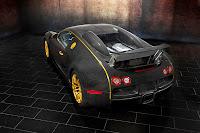 Mansory Bugatti Veyron Linea Vincero d'Oro 2