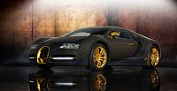 Mansory Bugatti Veyron Linea Vincero d'Oro 4