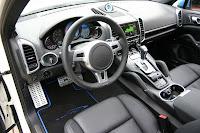 Porsche Cayenne Hybrid by speedART 5