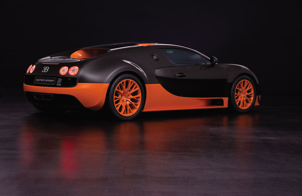Specs and New Line Photos  Bugatti Veyron Super Sport  Autoblogzine