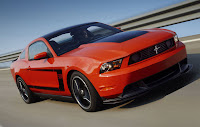 2012 Ford Mustang Boss 302 13