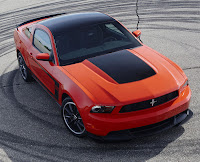 2012 Ford Mustang Boss 302 17