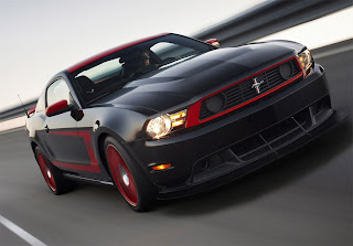 2012 Ford Mustang Boss 302 1
