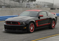 2012 Ford Mustang Boss 302 33
