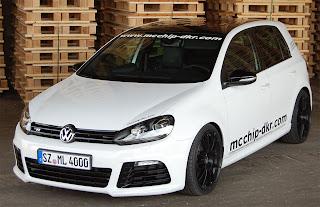 Volkswagen Golf R by mcchip 1