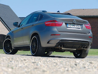 BMW X6 Tuning Package by Manhart Racing 2