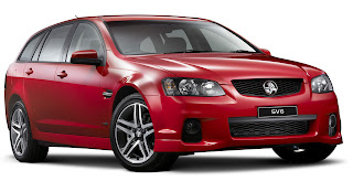 Holden Commodore Series II 1