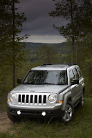 2011 Jeep Patriot 4