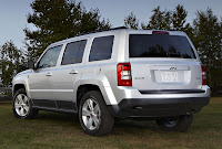 2011 Jeep Patriot 17