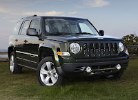 2011 Jeep Patriot 7