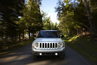 2011 Jeep Patriot 15