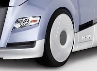 MAN Concept S - Futuristic Truck Concepts 2