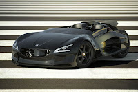 Peugeot EX1 Concept Car 1