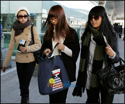 wondergirls of korea
