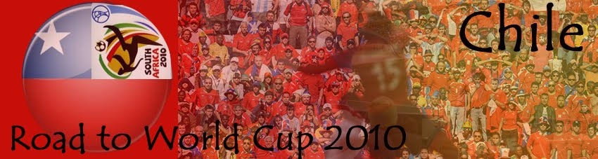 Chile - Road to World Cup 2010