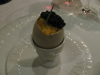 lobster egg and caviar